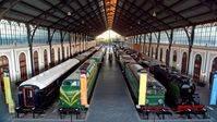 """El Museo del Ferrocarril con la """"movilidad"""""""