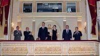 Los Reyes inauguran en el Teatro Real la temporada de ópera