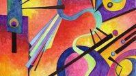 Kandinsky ya es todo un éxito