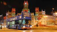 """El """"Bus de la Navidad"""" vuelve a Madrid"""