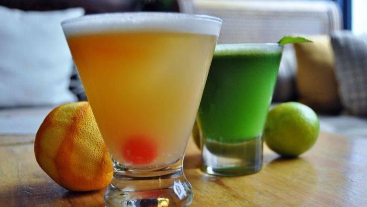 Smoothies, zumos verdes...