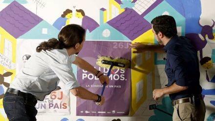 Decepcionante Podemos