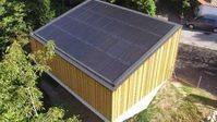 Recargar tu vehículo en el garaje solar Sun2Whell