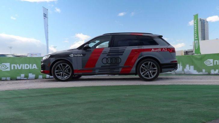El coche más avanzado del mundo en 2020