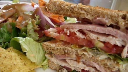 Receta: ¿Un Sándwich Club o un Clubhouse Sándwich?