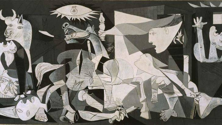 Piedad y terror en Picasso, el camino a Guernica