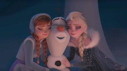 Vuelve la magia de 'Frozen'
