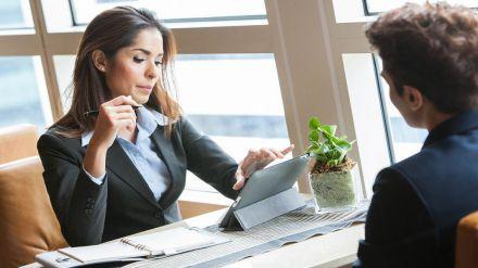 ¿Qué no te deben preguntar en una entrevista de trabajo?