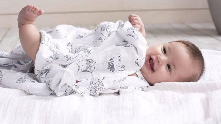 Estampados delicados y dulces para tu bebé