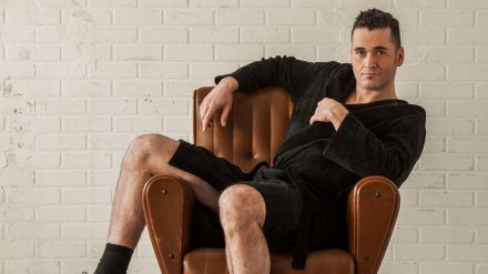 Su one man show protagoniza las Noches golfas del Teatre Talia