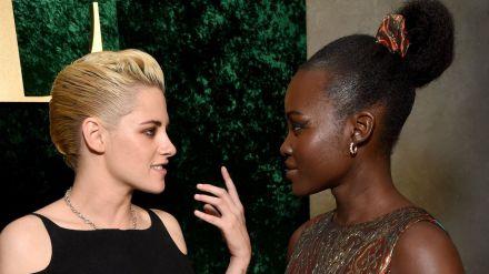 Kristen Stewart y Lupita Nyong'o, ¿los nuevos Ángeles de Charlie?