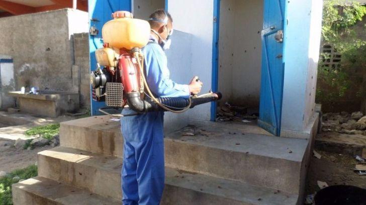 Agua de Coco desarrolla un plan de acción para hacer frente a la epidemia de peste en Madagascar