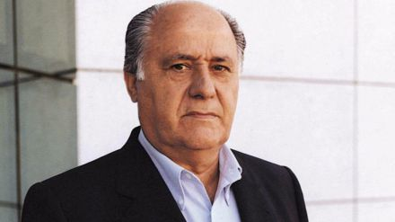 Amancio Ortega y Juan Roig, los más ricos de España