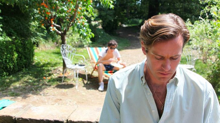 Un armario de cine con 'Call Me By Your Name'