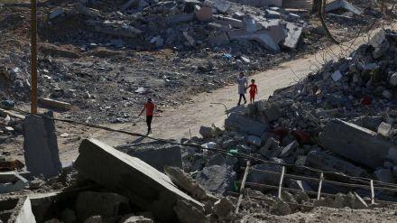 Más de mil niños heridos en Gaza desde abril