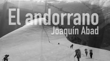 Preparan la petición de secuestro de la novela 'El Andorrano', de Joaquín Abad