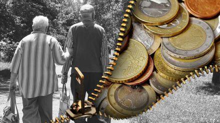 La nómina de pensiones contributivas asciende a 9.287,27 millones de euros en noviembre
