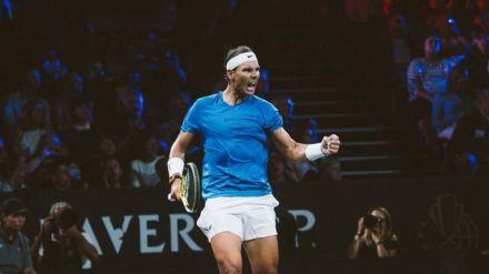 Nadal y su lucha para llegar en condiciones óptimas a la Copa Masters