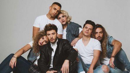 Blas Cantó presenta a su coro para el Festival de Eurovisión 2020