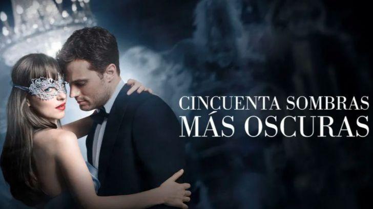 Telecinco calienta la cuarentena con el estreno en abierto de 'Cincuenta sombras más oscuras'