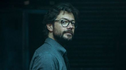 Álvaro Morte, de 'La Casa de Papel', estalla contra un impostor