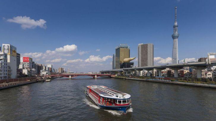 Turismo post-Covid-19: Tokio a golpe de panorámica
