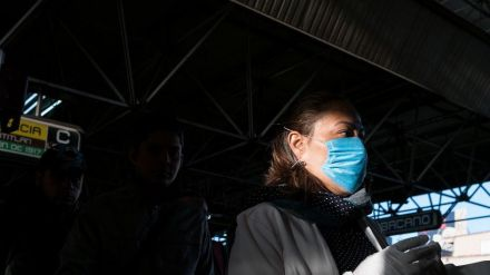 Varios países de América Latina se acercan al pico de casos de Covid-19