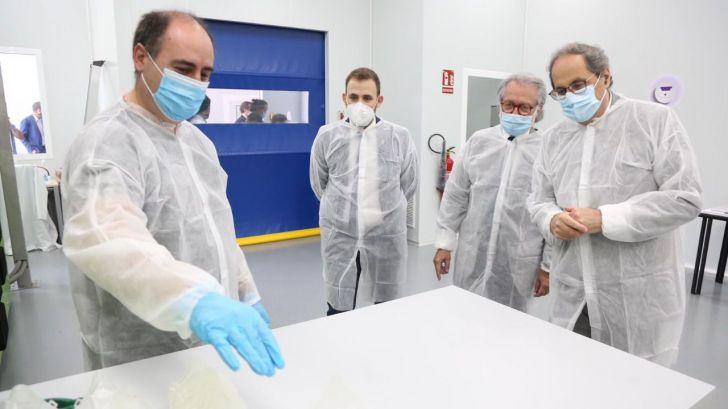 La Generalitat decreta el confinamiento de 200.000 personas en Lleida por rebrotes de coronavirus