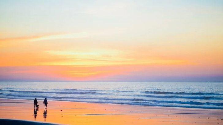 Los 5 destinos más económicos con playa canina de España