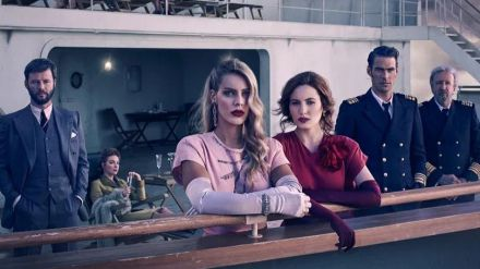 La nueva temporada de 'Alta mar' llega a Netflix el 7 de agosto
