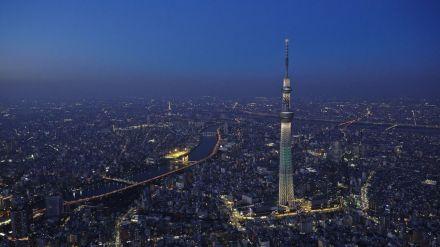 ¿Con ganas de disfrutar la noche de Tokio?