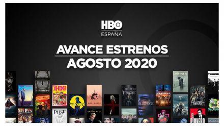 Batería de novedades en HBO para el mes de agosto