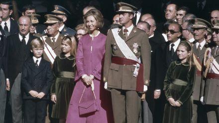 Así ha anunciado Juan Carlos I a Felipe VI que abandona España