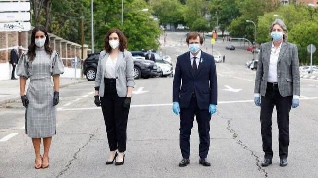 Los asintomáticos en Madrid son cerca del 70% y no el 15% anunciado por Sanidad