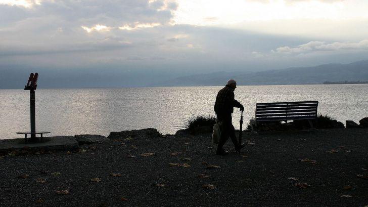La playa y el mar como fuente de salud para nuestros mayores