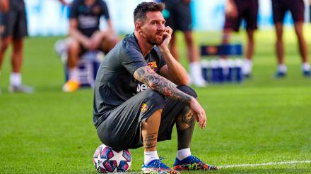 Leo Messi zanja la polémica: se queda en el Barça esta temporada