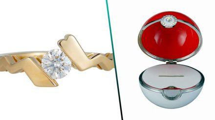 La colección de anillos de compromiso de Pokémo, 'Te elijo a ti'
