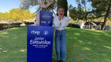 La sevillana Soleá, de 9 años, representante española en Eurovisión Junior 2020