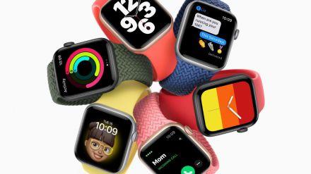 Apple Watch SE: La pantalla más grande hasta la fecha