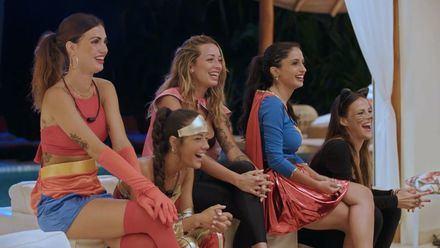 'La isla de las tentaciones', la emisión más vista del fin de semana