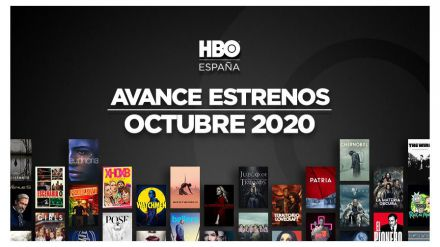 Octubre en clave de 'estrenos' en HBO