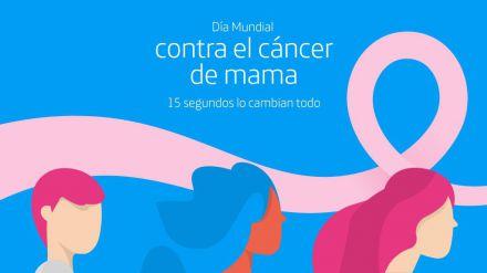 #SacaPechoPorEllas: Día Mundial Contra el Cáncer de Mama