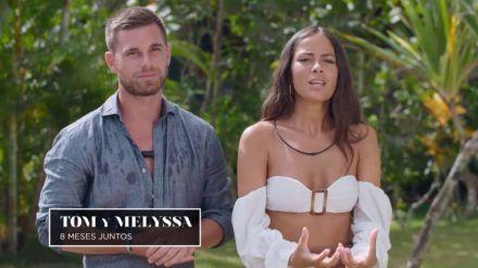 El vergonzoso mensaje de Tom Brusse a Melyssa Pinto: 'Me acosté con ella por pena'