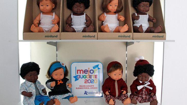 El mejor juguete de 2020: Una colección de muñecos con Síndrome de Down