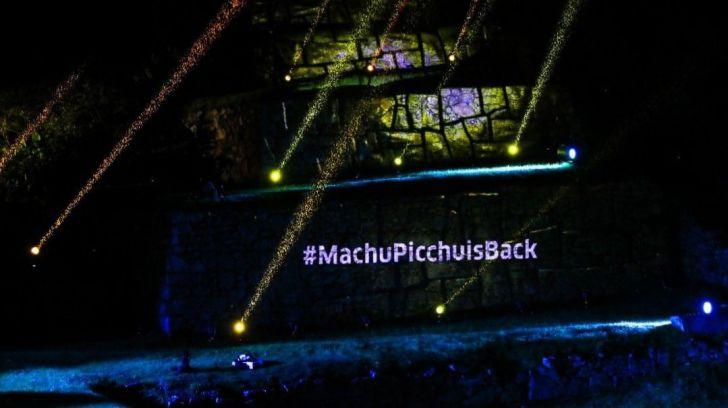 Perú celebra la reapertura de Machu Picchu