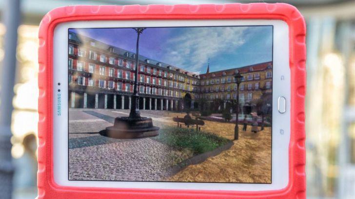 Visita Madrid... ¡Sin salir de casa!
