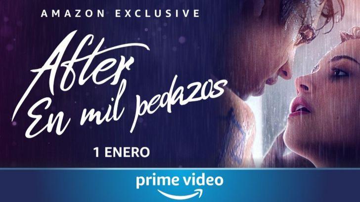 Amazon Prime Video nos trae un enero cargado de novedades