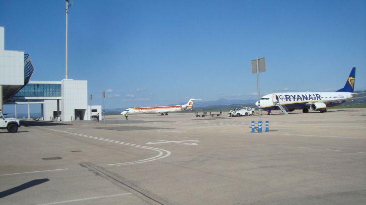 El aeropuerto de Castellón cierra 2020 con el mayor registro de operaciones desde su apertura