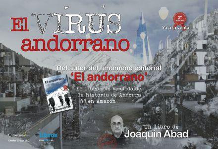 Libros: 'El virus andorrano', de Joaquín Abad