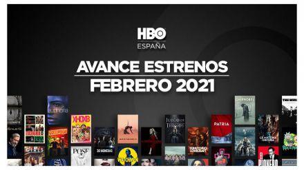 Febrero en clave de estrenos en HBO